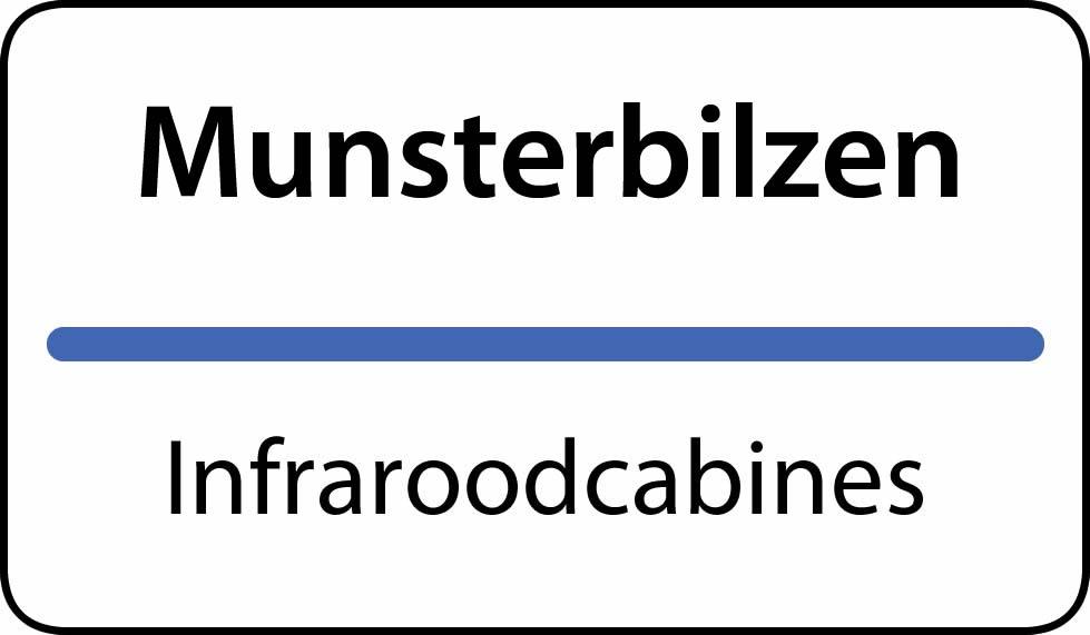 infraroodcabines Munsterbilzen