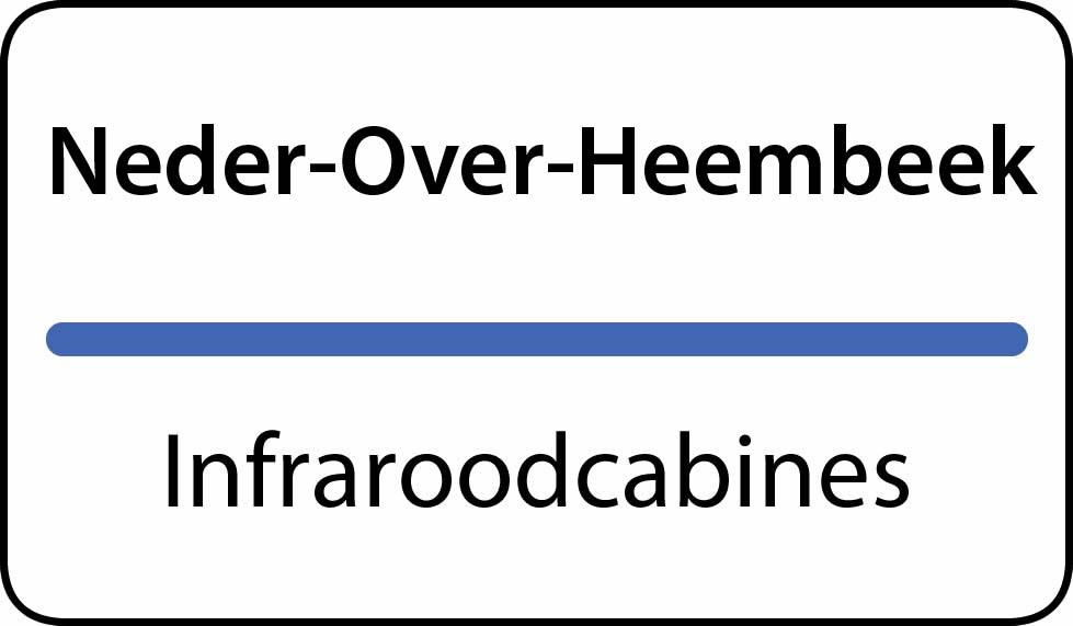 infraroodcabines Neder-Over-Heembeek