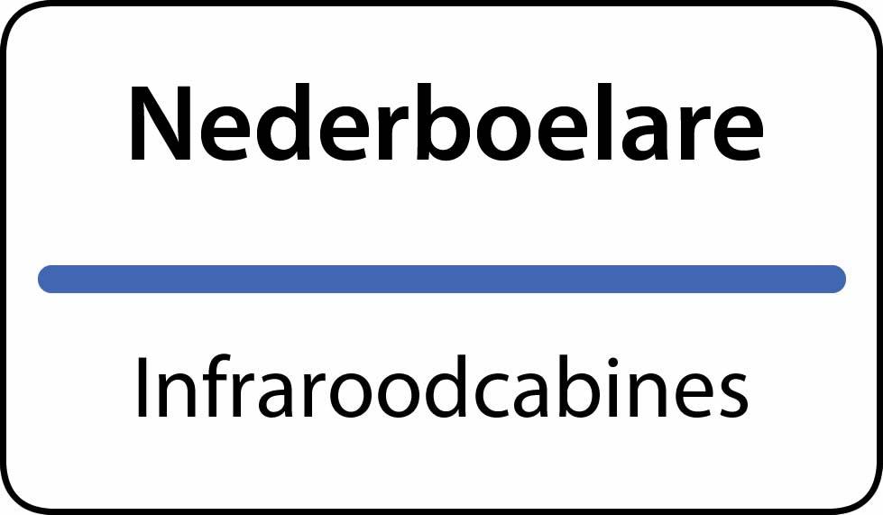 infraroodcabines Nederboelare