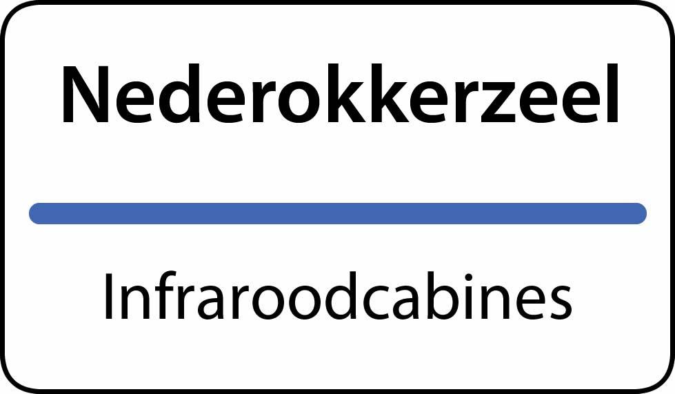 infraroodcabines Nederokkerzeel