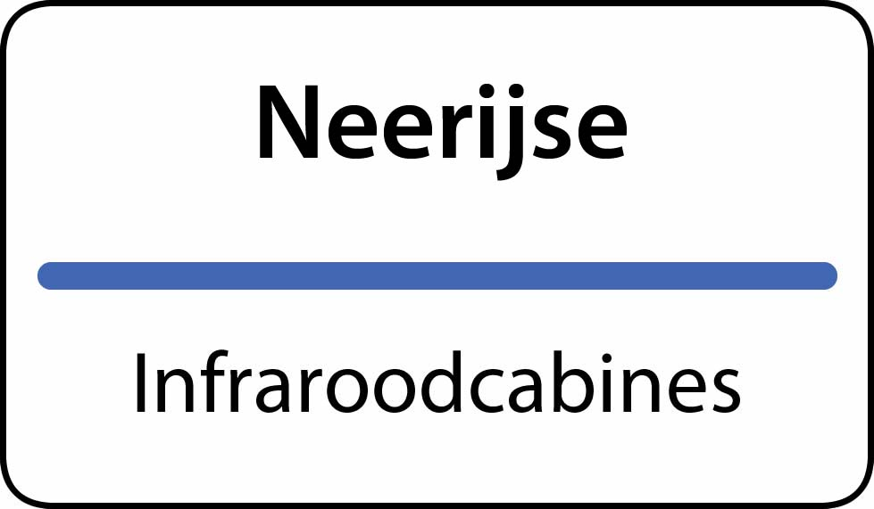 infraroodcabines Neerijse