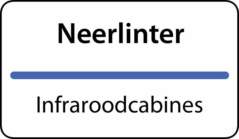infraroodcabines Neerlinter