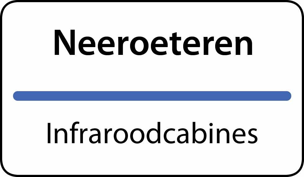 infraroodcabines Neeroeteren
