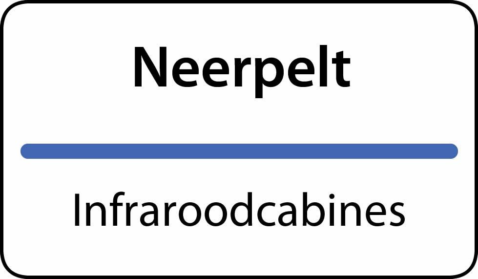 infraroodcabines Neerpelt