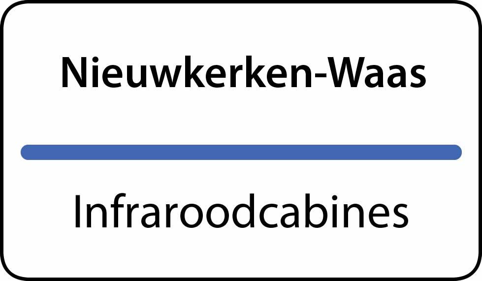 infraroodcabines Nieuwkerken-Waas