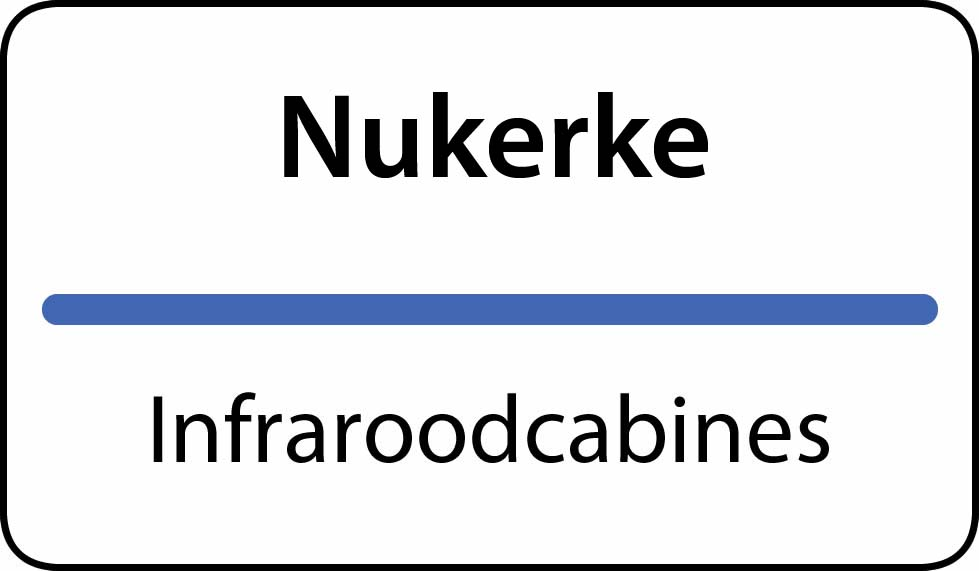 infraroodcabines Nukerke