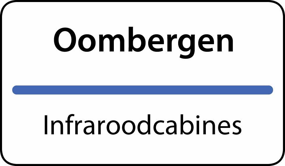 infraroodcabines Oombergen