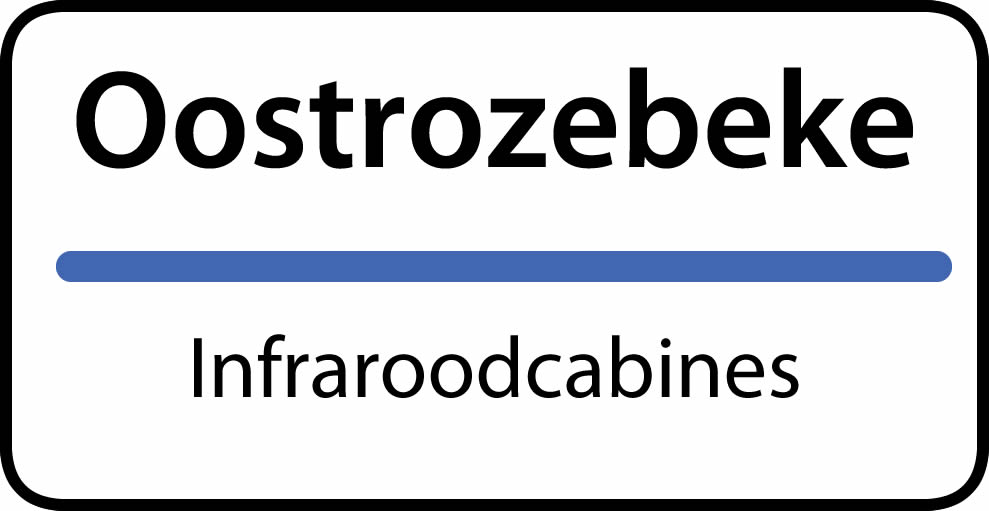 infraroodcabines Oostrozebeke