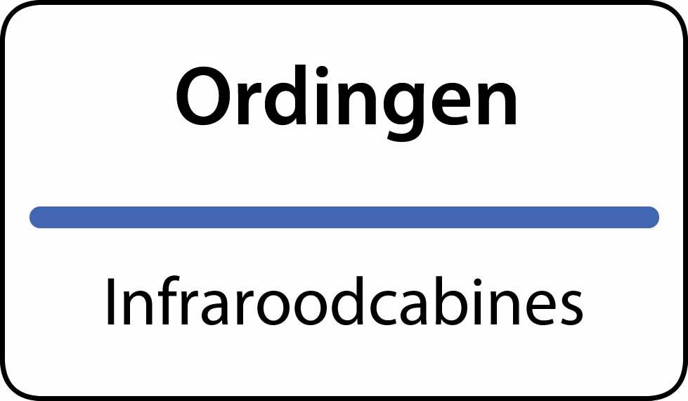 infraroodcabines Ordingen