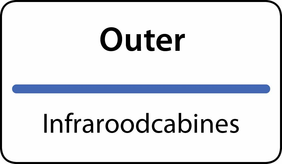infraroodcabines Outer