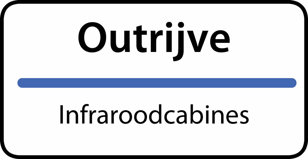 infraroodcabines Outrijve