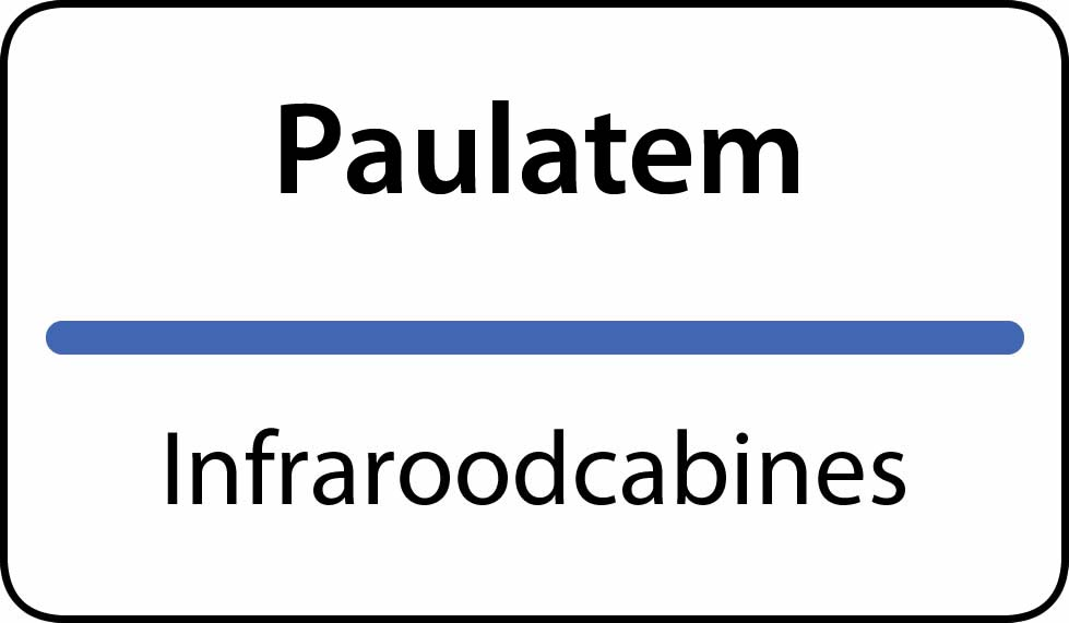 infraroodcabines Paulatem