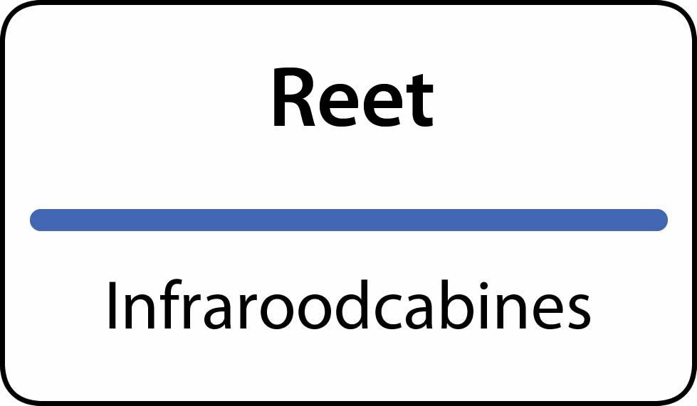 infraroodcabines Reet