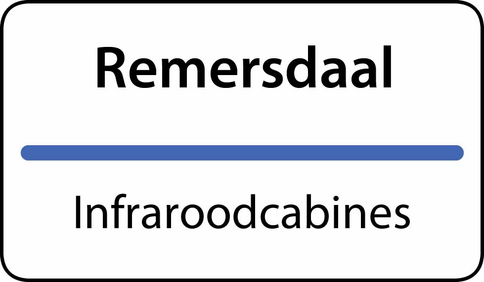 infraroodcabines Remersdaal