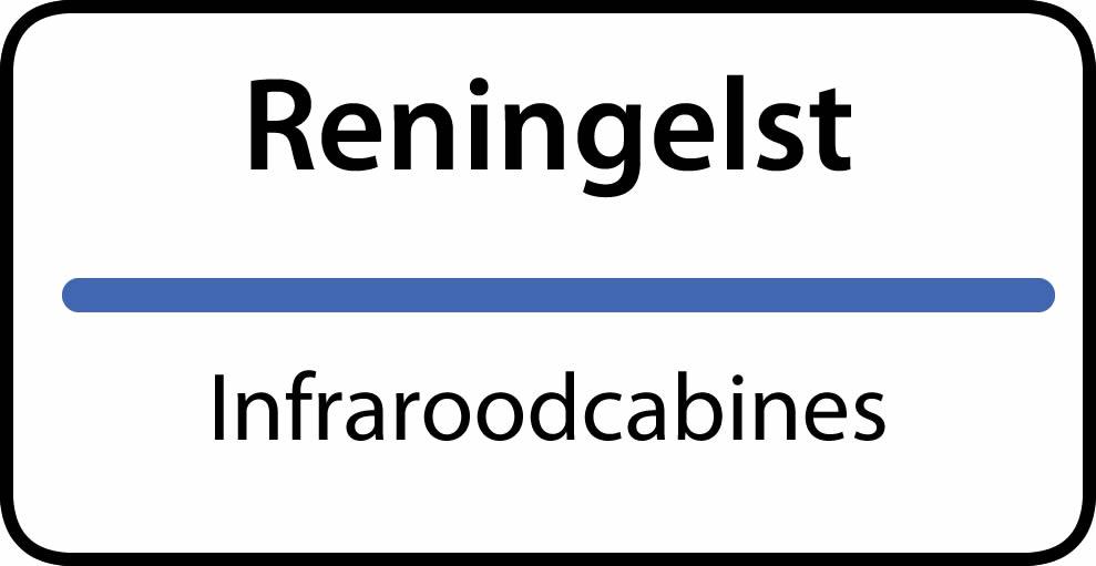 infraroodcabines Reningelst