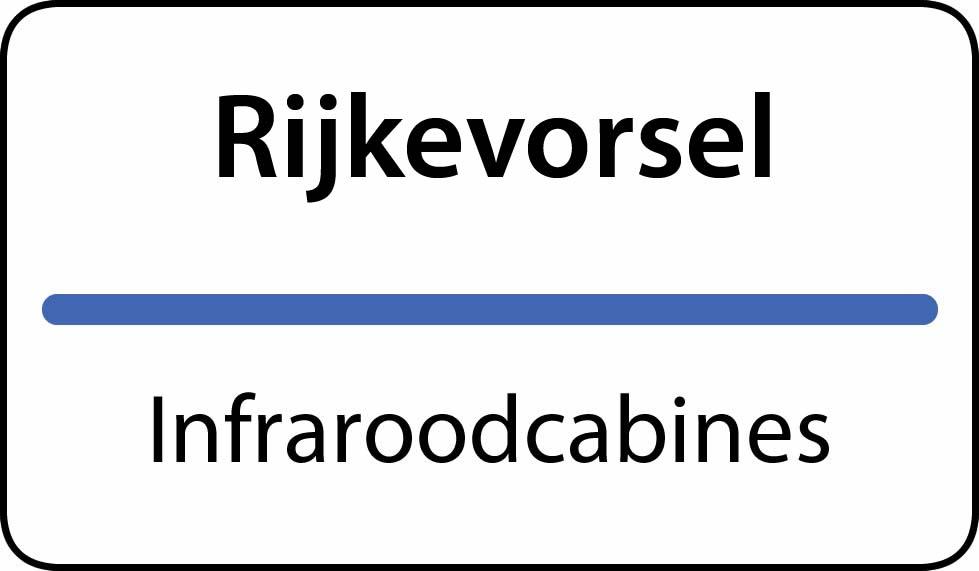 infraroodcabines Rijkevorsel
