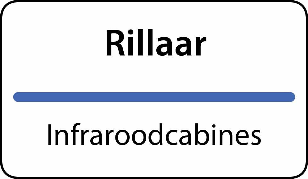 infraroodcabines Rillaar
