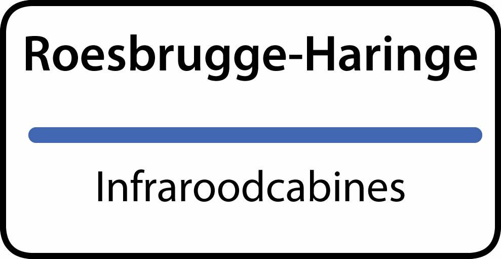 infraroodcabines Roesbrugge-Haringe