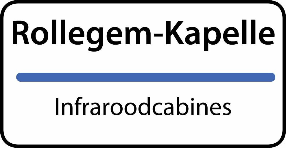 infraroodcabines Rollegem-Kapelle