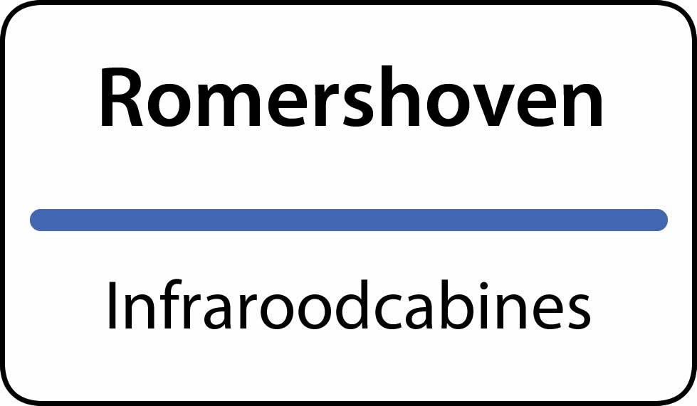 infraroodcabines Romershoven