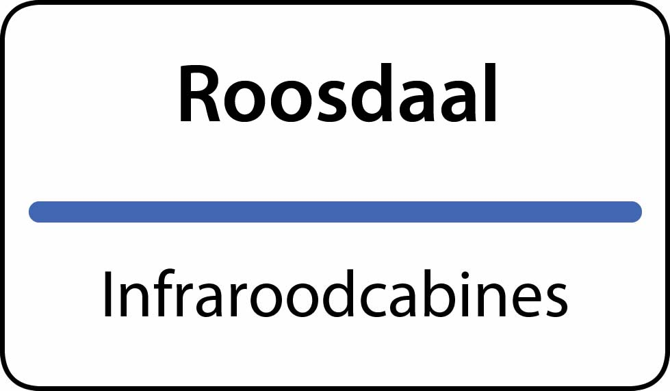 infraroodcabines Roosdaal