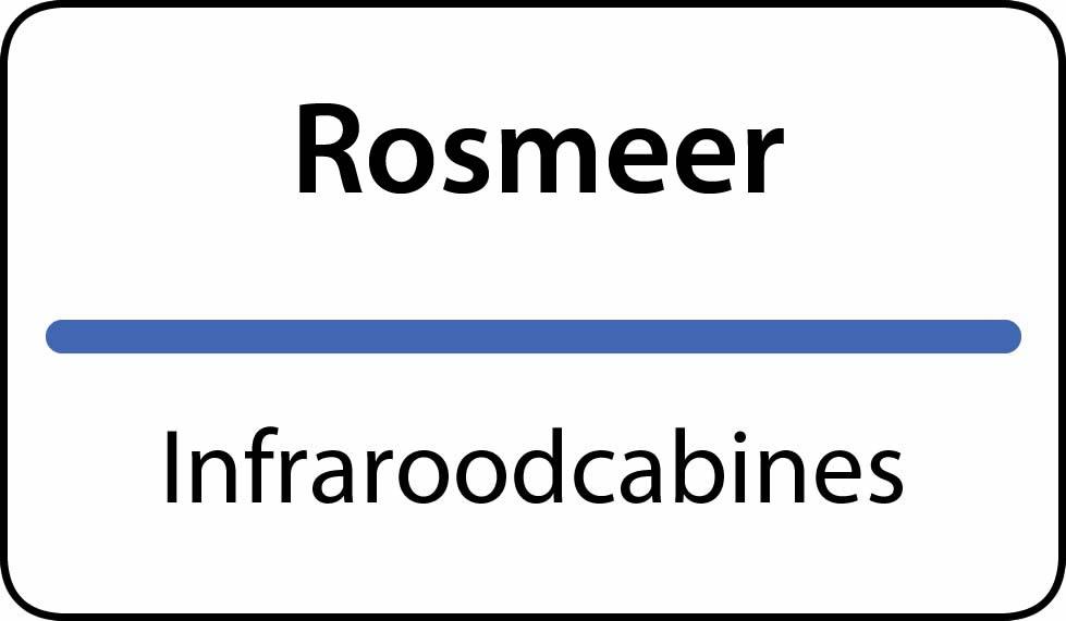 infraroodcabines Rosmeer