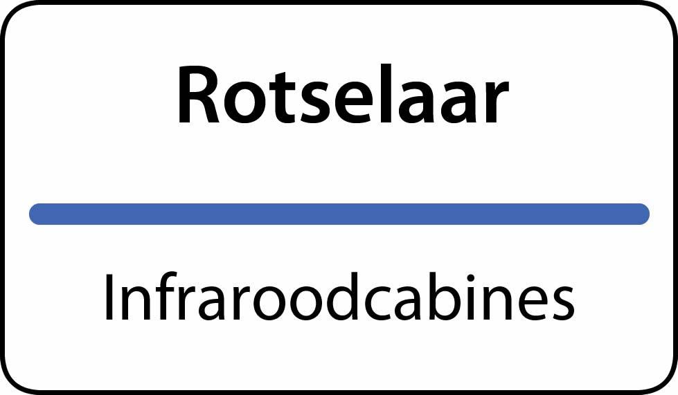infraroodcabines Rotselaar