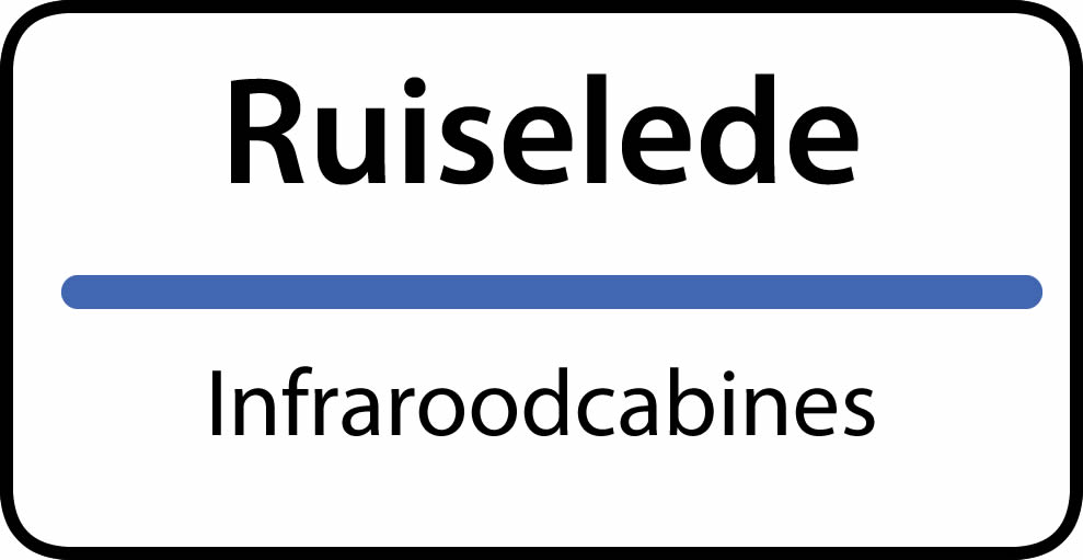 infraroodcabines Ruiselede