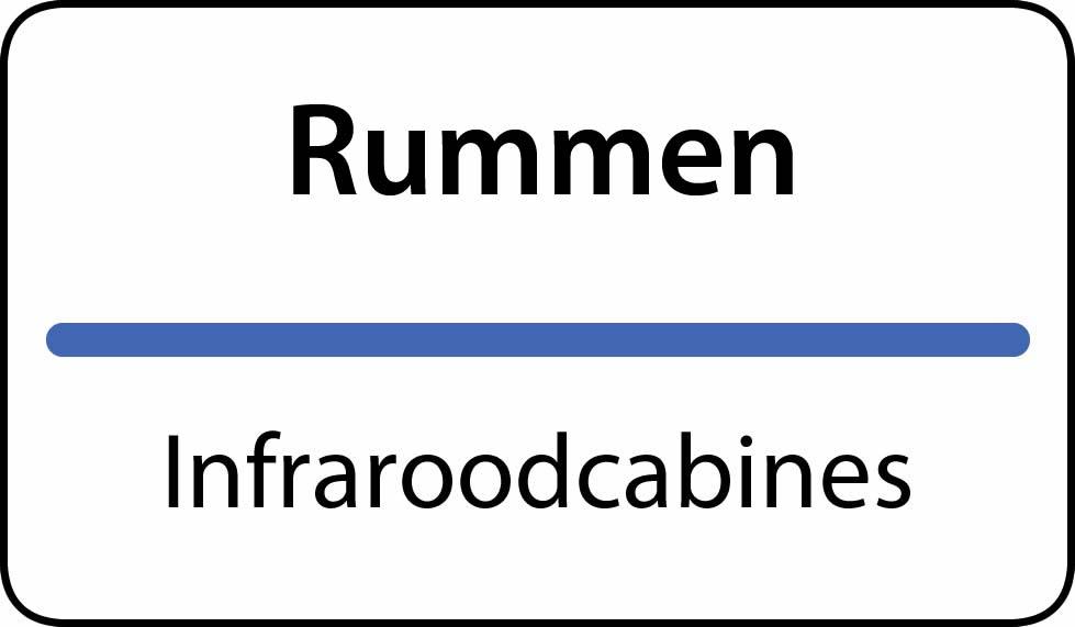 infraroodcabines Rummen