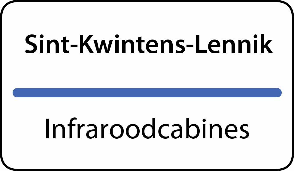 infraroodcabines Sint-Kwintens-Lennik