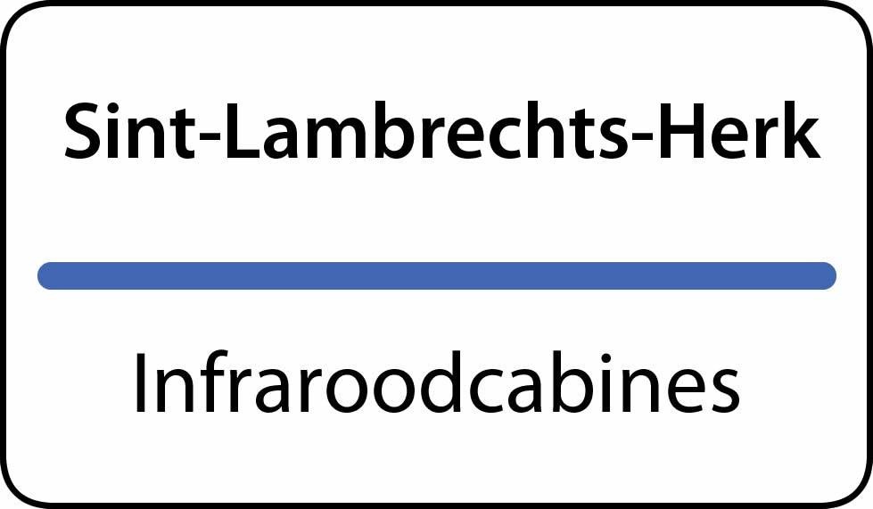 infraroodcabines Sint-Lambrechts-Herk