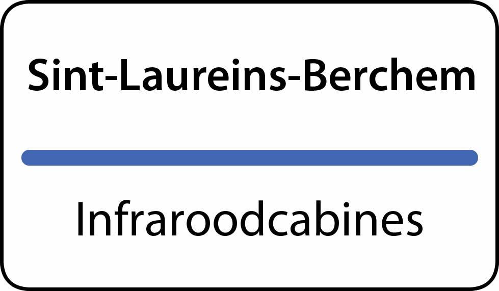 infraroodcabines Sint-Laureins-Berchem