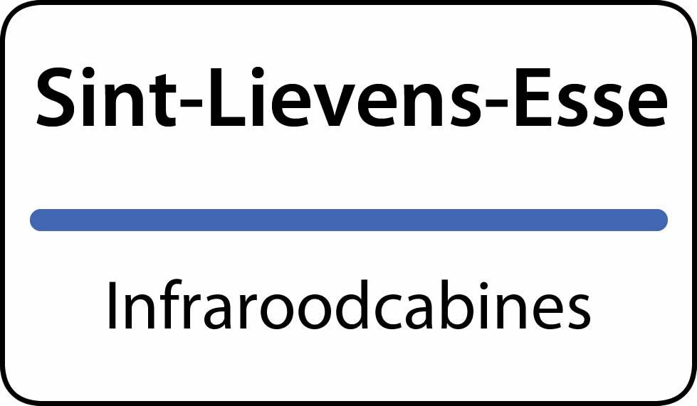 infraroodcabines Sint-Lievens-Esse