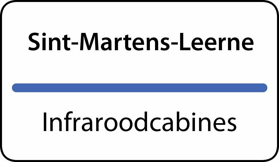 infraroodcabines Sint-Martens-Leerne