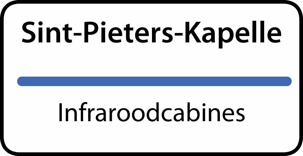 infraroodcabines Sint-Pieters-Kapelle