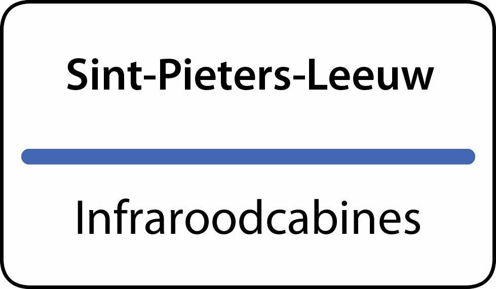 infraroodcabines Sint-Pieters-Leeuw