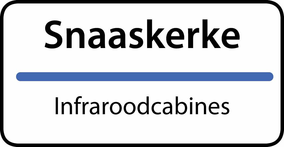 infraroodcabines Snaaskerke