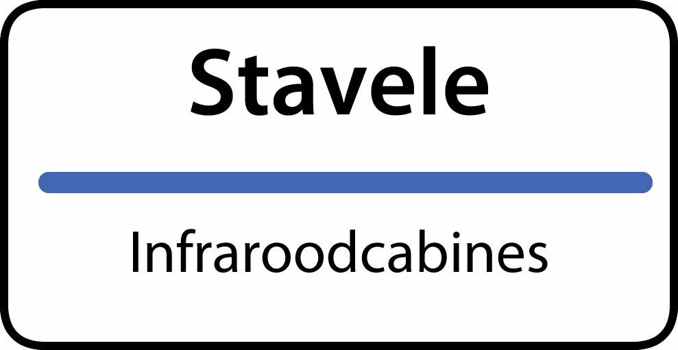infraroodcabines Stavele