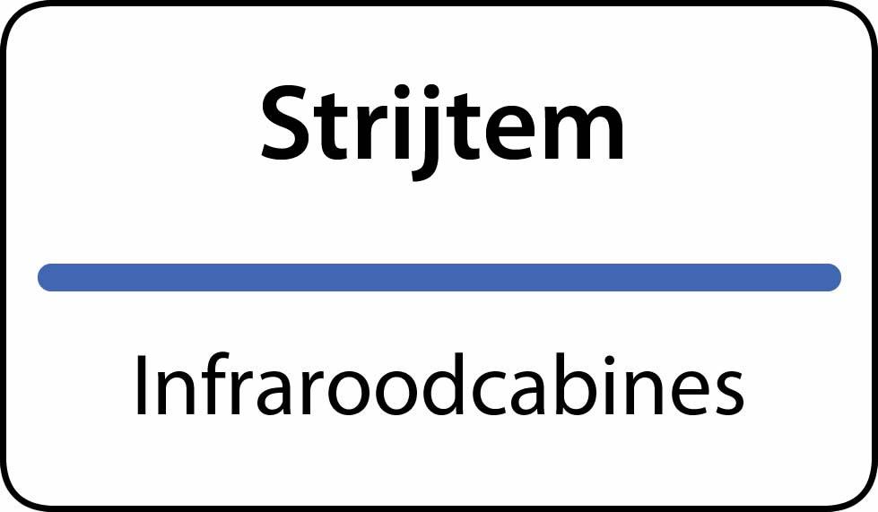infraroodcabines Strijtem
