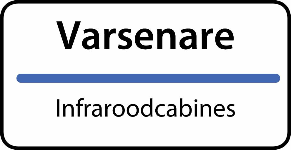 infraroodcabines Varsenare