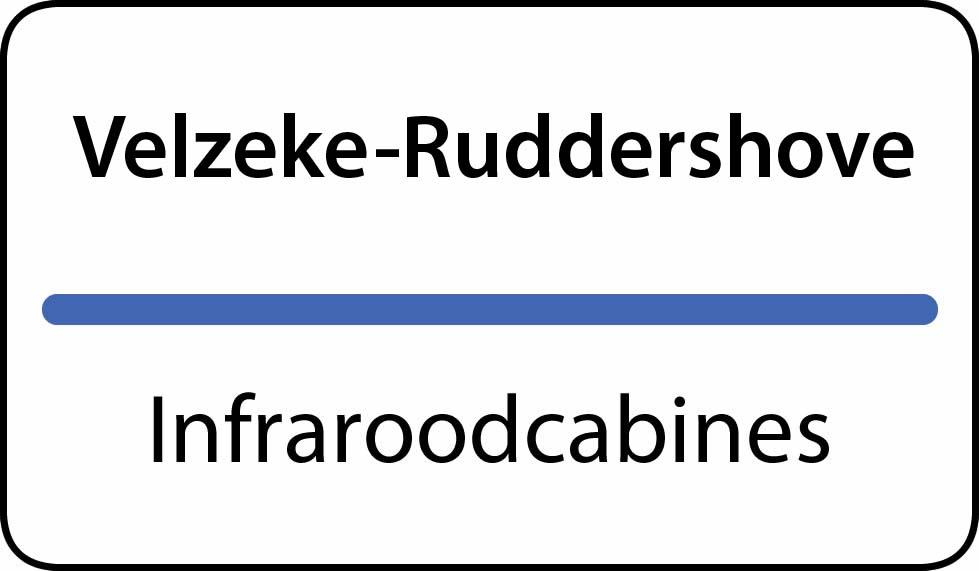 infraroodcabines Velzeke-Ruddershove