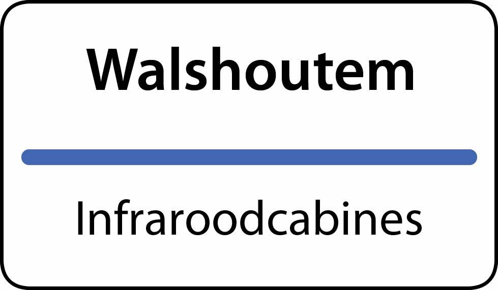 infraroodcabines Walshoutem