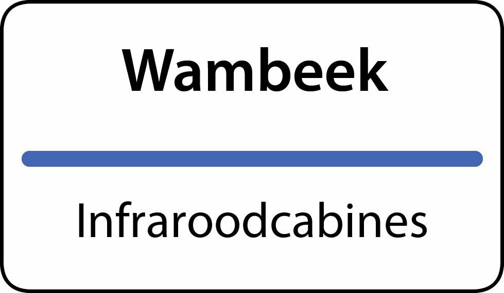 infraroodcabines Wambeek