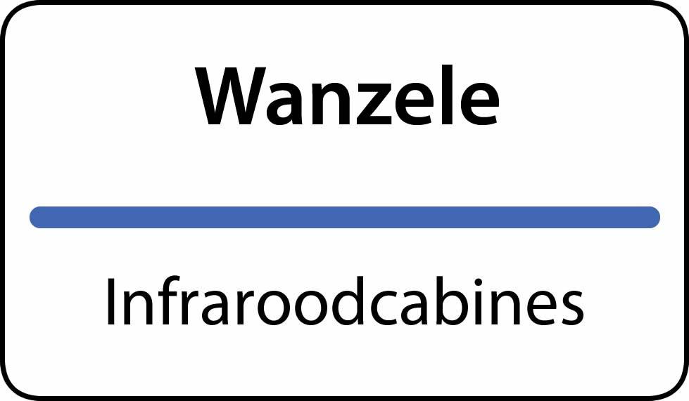 infraroodcabines Wanzele
