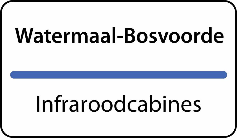infraroodcabines Watermaal-Bosvoorde