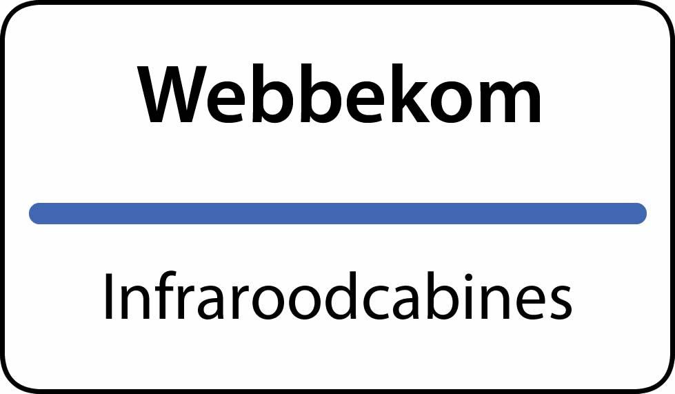 infraroodcabines Webbekom