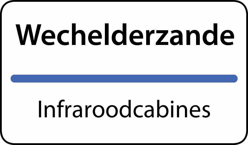 infraroodcabines Wechelderzande