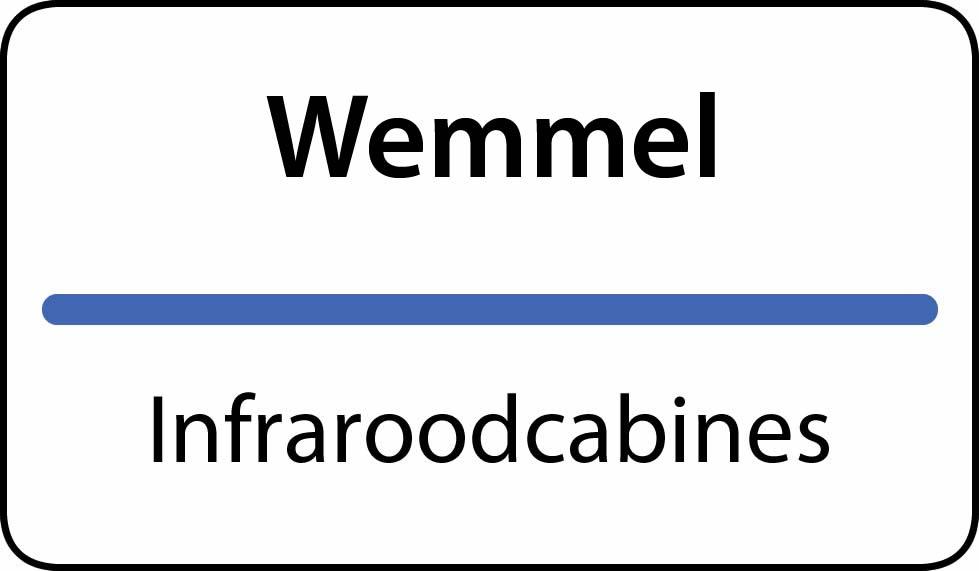 infraroodcabines Wemmel
