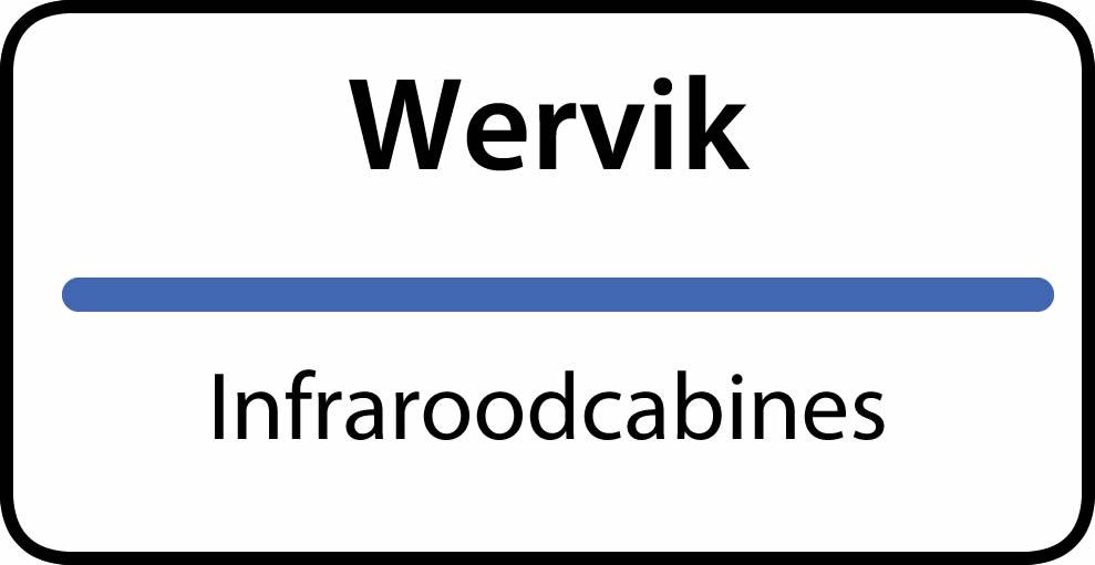 infraroodcabines Wervik