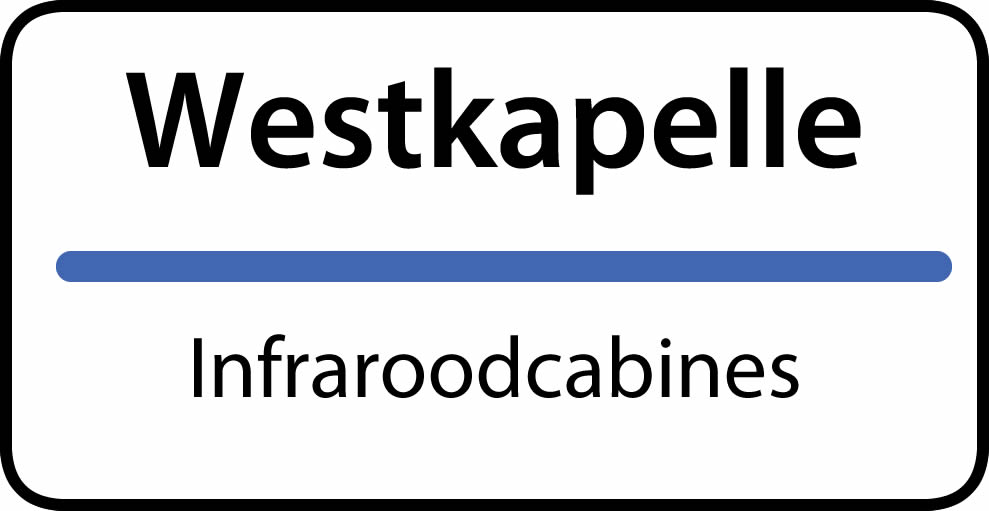 infraroodcabines Westkapelle